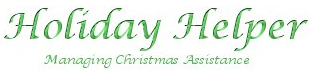 HolidayHelper.org - Managing Christmas Assistance